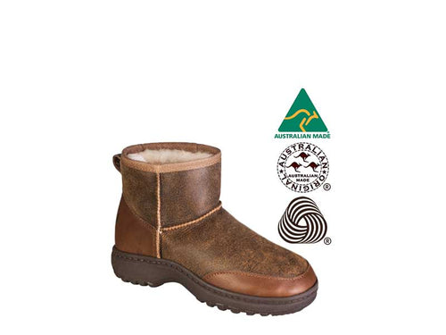 ALPINE NAPPA MINI boots. Made in Australia. FREE Worldwide Shipping.