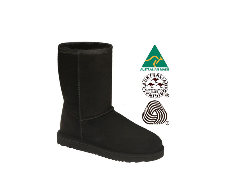 BEST SELLER SALE. CLASSIC SHORT boots. Made in Australia. FREE Worldwide Shipping.