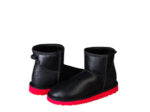 NAPPA MINI R&B ugg boots. Made in Australia. FREE Worldwide Shipping. Made to order. NO Exchange. NO Return.