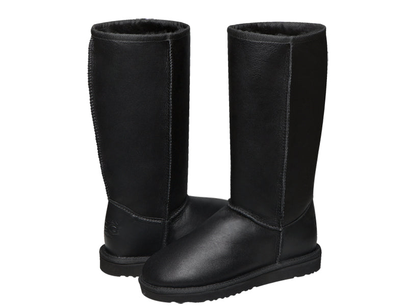 NAPPA TALL boots. Made in Australia. FREE Worldwide Shipping. Made to order. NO Exchange. NO Return.