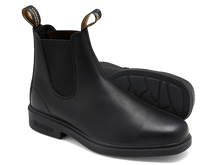 Load image into Gallery viewer, BLUNDSTONE 063 Leather Boots Black. FREE Worldwide Shipping.