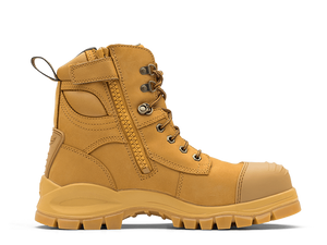 BLUNDSTONE 992 Leather Work Boots Wheat. FREE Worldwide Shipping.