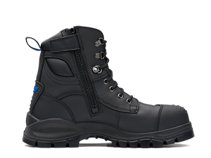 BLUNDSTONE 997 Leather Work Boots Black. FREE Worldwide Shipping.