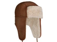 Load image into Gallery viewer, CLASSIC AVIATOR hat. Made in Australia. FREE Worldwide Shipping.