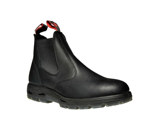 REDBACK UBBK Leather Dress Boots Black. Made in Australia. FREE Worldwide Shipping.