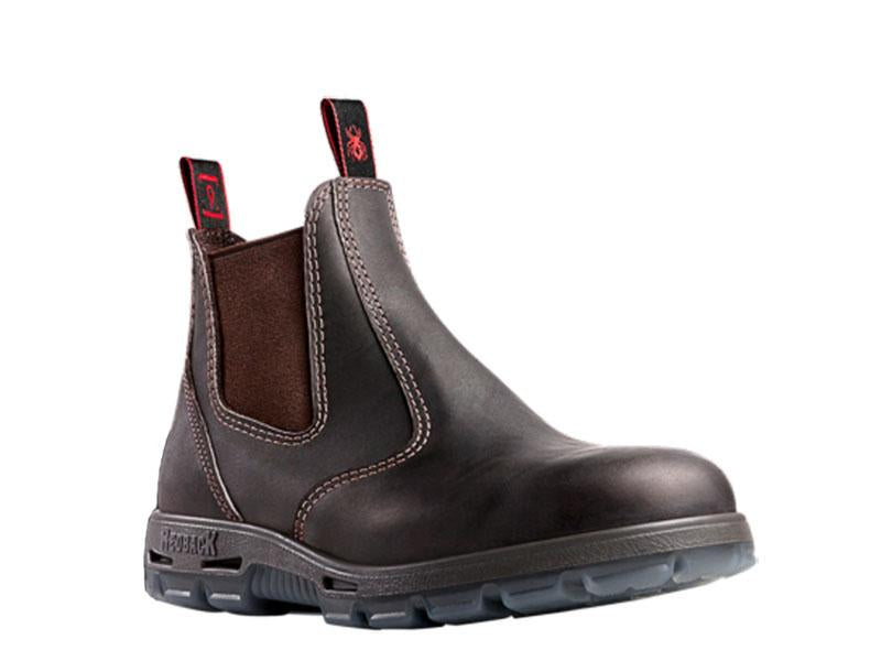 REDBACK USBOK Leather Boots Brown. Made in Australia. FREE Worldwide Shipping.