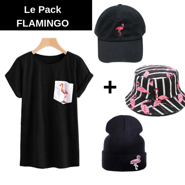 Le Pack FLAMINGO 2