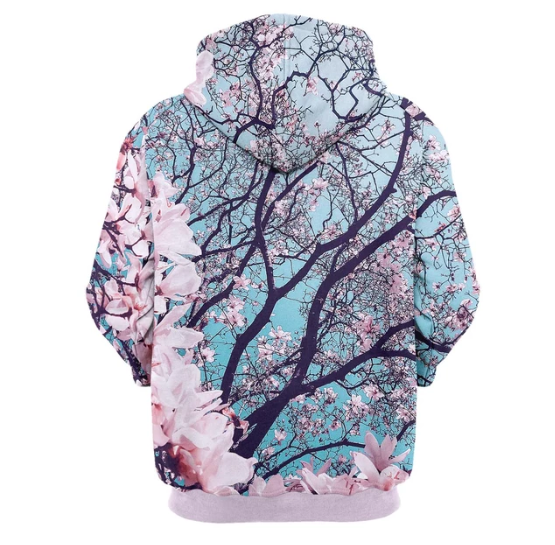 Le Hoody CHERRY BLOSSOMS