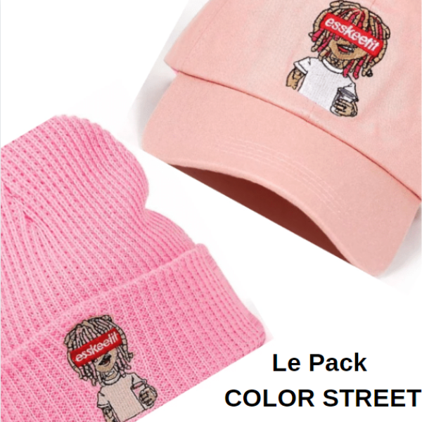 Le Pack COLOR STREET
