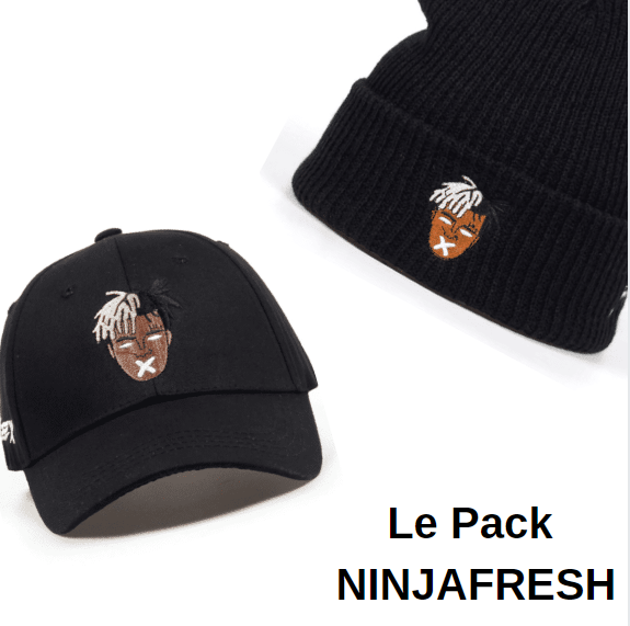 Le Pack NINJAFRESH