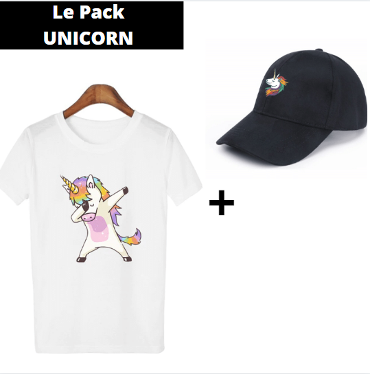 Le Pack UNICORN 2