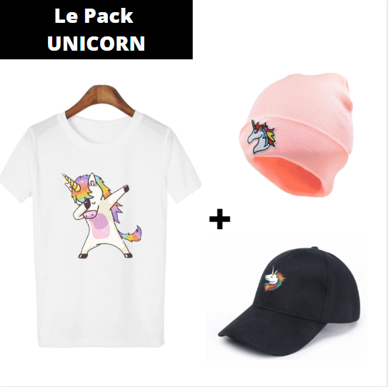 Le Pack UNICORN 3