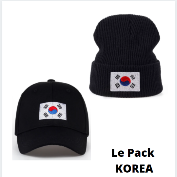Le Pack KOREA