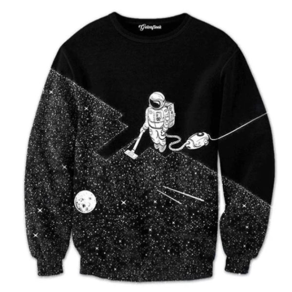 Le Pull CLEAN SPACE