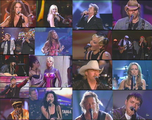 2003 American Music Awards DVD #2