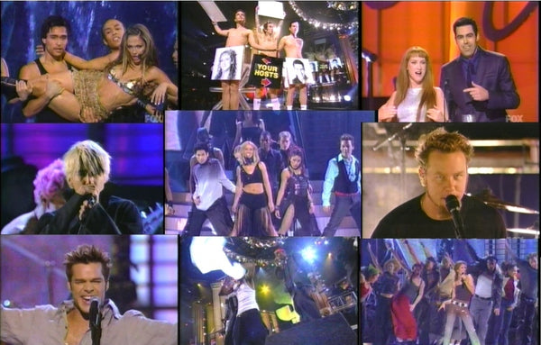 1999 Billboard Music Awards DVD