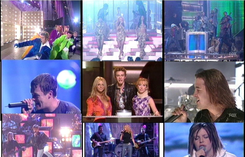 2000 Billboard Music Awards DVD