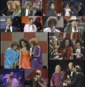 1987 American Music Awards DVD