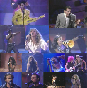 1991 MTV Video Music Awards DVD
