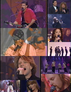 1993 American Music Awards DVD