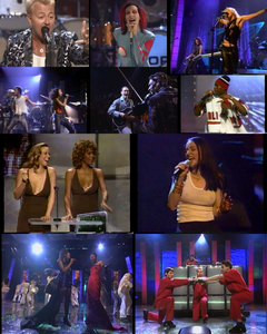 1998 MTV Video Music Awards DVD