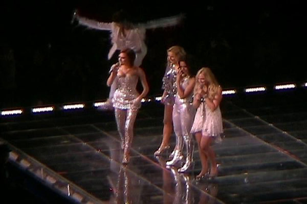Return Of The Spice Girls Tour Live In New York DVD