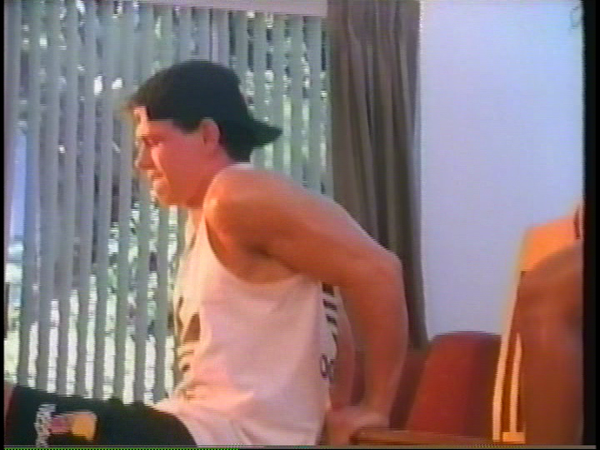 The Marky Mark Workout DVD ( 1993 )