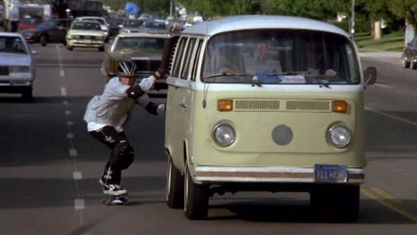 Gleaming The Cube DVD ( 1989 Movie )