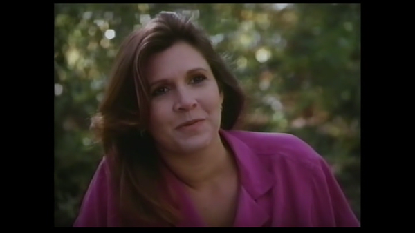 Sunday Drive DVD ( 1986 - Carrie Fisher )
