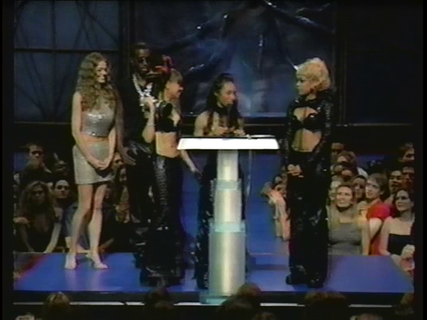 1999 MTV Video Music Awards DVD
