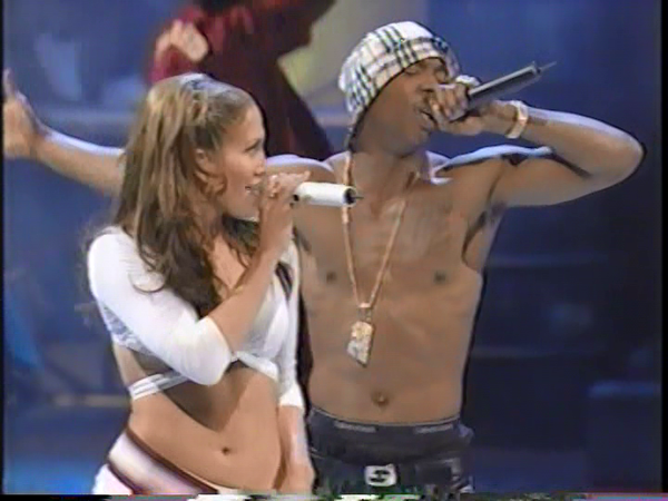 2001 MTV Video Music Awards DVD