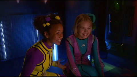 Zenon The Zequel DVD