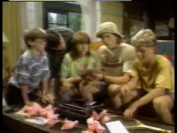 Salute Your Shorts DVD - Complete Series