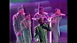 New Edition Heartbreak Tour Live In Philadelphia DVD