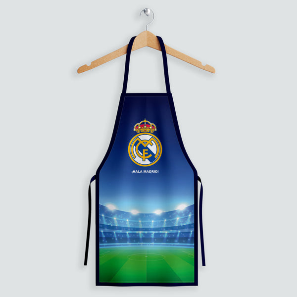 Real Madrid Apron.