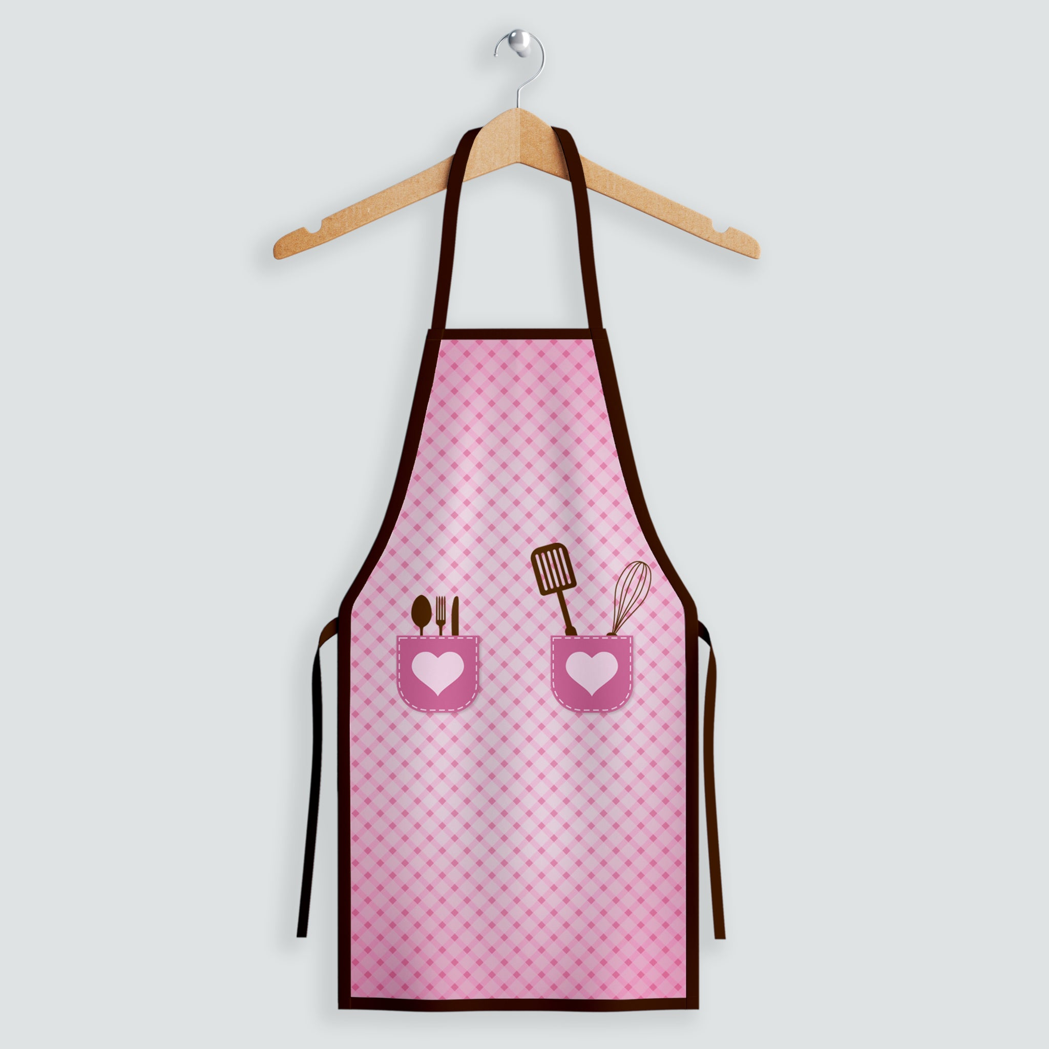 Apron Pink for Her.