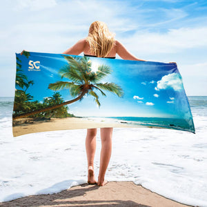 BEACH VIEW TOWEL