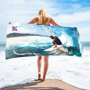 SURF TOWEL  WAVE I