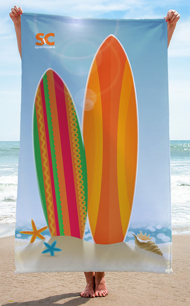 LOVE SURF  TOWEL
