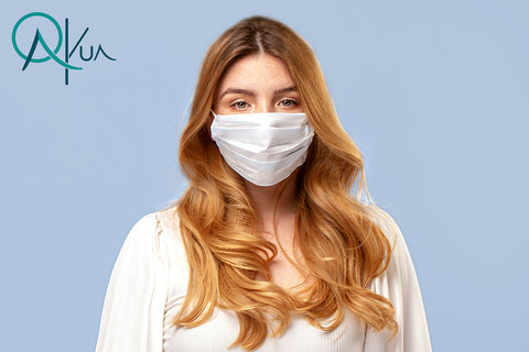 AQKUA Face Protection Mask