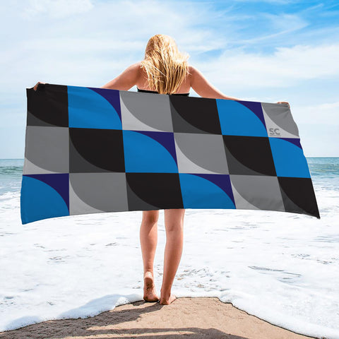 Beach Towel Summer 2021 Men Collection Wasabi