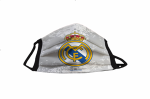 Aqkua Face Mask .  Real Madrid I.