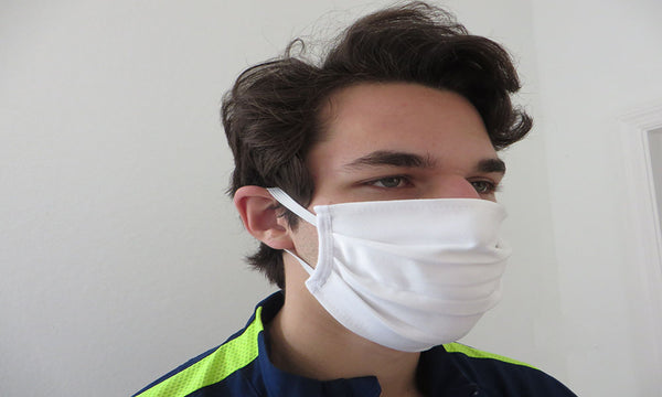 Aqkua Face Mask for Worker & Employee's                               ( Kit of 3 Mask's )