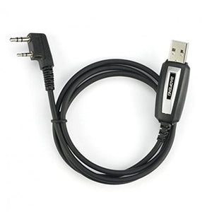 Baofeng  USB PROGRAMMING CABLE FOR RADIO DUAL FOR UV-5R/5RA/5R PLUS/5RE UV3R PLUS/BF-888S WITH