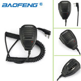 Baofeng Original Accessories Speaker Mic for Baofeng BF-F8HP BF-888S UV-5R UV-5RA UV-5RB UV-5RC UV-5RE H2