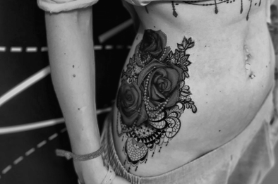 Tatouage Rose : sa signification