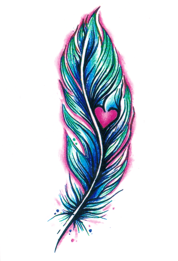 Tatouage Éphémère de haute qualité / Temporary tattoo high quality - Le Coq Tatoué