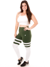 Load image into Gallery viewer, Aria, Black Simple Leggings