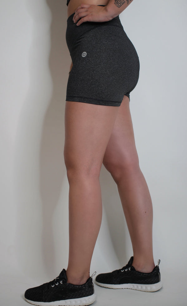 Aria Shorts- Dark Grey