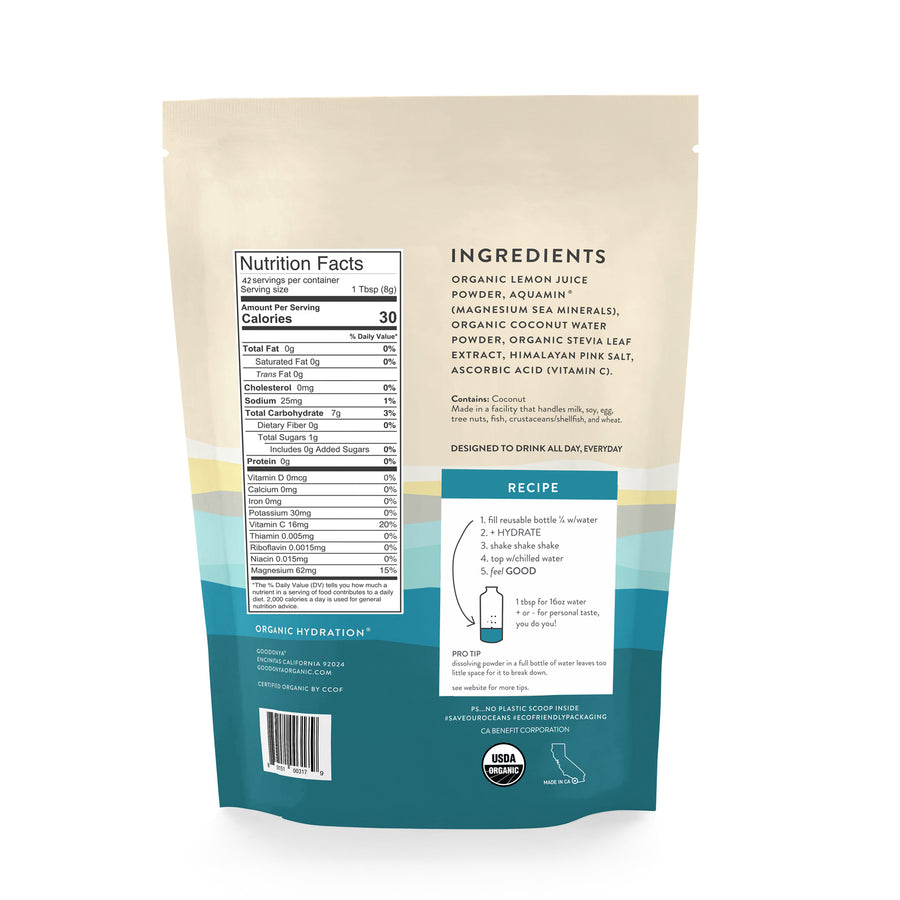 Bulk Pack - 55 Servings ($1.07/serving)